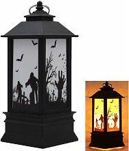 Halloween Decorative LED Lamp Flame Bulb Hanging