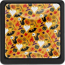 Halloween Element Square Cabinet Knobs Cabinets