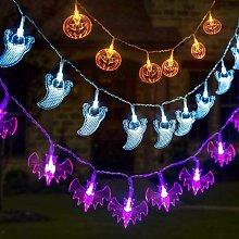 Halloween Fairy Lights, 3M, 20 LED, Pumpkin