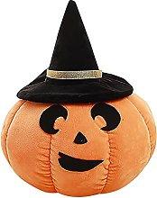 Halloween Funny Pumpkin Pillow Transwen Love Moon