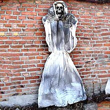 Halloween Ghost Decoration, Large Creepy Props,