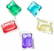 Halloween Portable Laundry Gel Bead Capsules