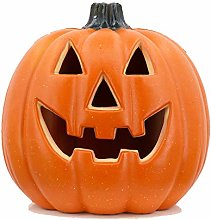Halloween Pumpkin Lantern Power Plug-In Pumpkin