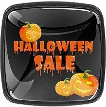Halloween Sale Banner Dresser Drawers Pulls