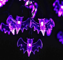 Halloween String Lights - 10 Feet 20 LEDs