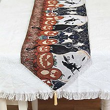 Halloween Table Runner, Tablecloth Table Topper