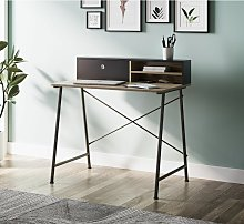 Hallowood - Dudley Small Home Office Desk /