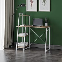 Hallowood - Dudley Small Home Office Desk |
