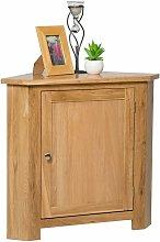 Hallowood - Waverly Oak 1 Door Small Corner