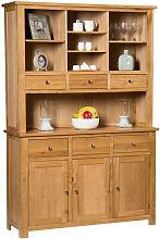 Hallowood - Waverly Oak Large Dresser Display