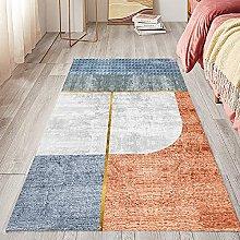 Hallway Rug,Non-Slip Area Carpet Nordic Cartoon