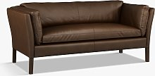Halo Groucho Medium 2 Seater Leather Sofa