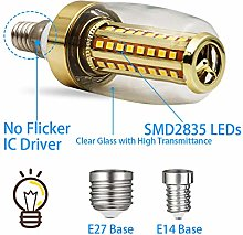 Halogen Spotlight Bulbsscrew Light Bulbs,3 Pcs