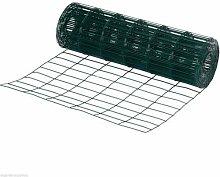 Halpin PVC Garden Border Fencing 10 x 0.6 m Sol 72