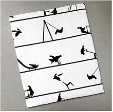 HAM Products - Playground Rabbit Tea Towel