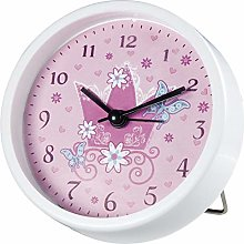 Hama Crown Pink, White – Alarm Clock (Alround,