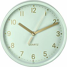 Hama Desk Clock | Diameter: 16 cm | Mint Colour,