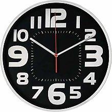 Hama Emotion Wall Clock, Diameter 30 cm, Quiet,