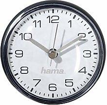 Hama Mini Bathroom Clock with Suction Cup