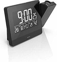 Hama Plus Charge Projection Alarm Clock | 15 x 4.5