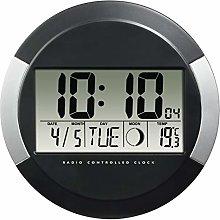 Hama PP-245 Digital Wall Clock with Temperature