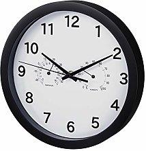 Hama Pure Plus Circle Wall Clock (AA)