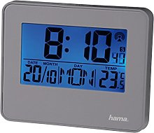 Hama RC 650 radio-controlled alarm clock (2