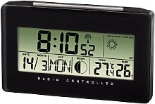 Hama TH500 Thermo/Hygrometer, Black