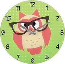 Hama Wall Clock, Beige, 33.9 x 33.6 x 4.4 cm