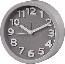Hama Wall Clock, Grey, One size