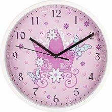 Hama Wall Clock, Pink, One size
