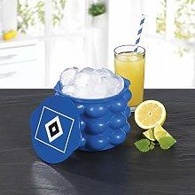 Hamburger SV HSV Ice Cube Tray and Bottle Cooler