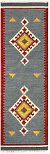 HAMID - Kilim Lori Oriental Design Rug - Wool Rug