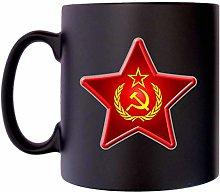 Hammer Sickle Star USSR Russian Emblem Klassek