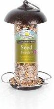 Hammertone Copper Mini Seed Feeder 20cm - 11824 -