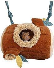 Hammock for Hamster or Hamster in Warm Fleece to