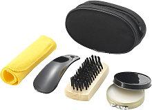 Hammond Shoe Polish Kit (12.5 x 5 x 6.5cm) (Solid
