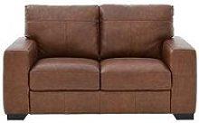 Hampshire 2 Seater Premium Leather Sofa