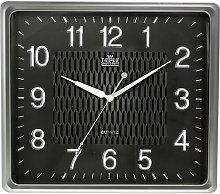 Hampshire Wall Clock Mercury Row Colour: Black and