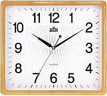 Hampshire Wall Clock Mercury Row Colour: Orange