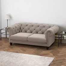 Hampstead Velvet Sofa. The White Company. One