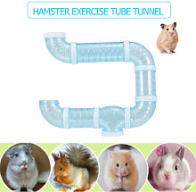 Hamster Tube Tunnel Toy DIY Assorted Playground