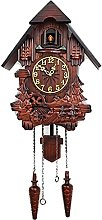 Hand Carved Cuckoo Clocks Solid Wood Black Forest