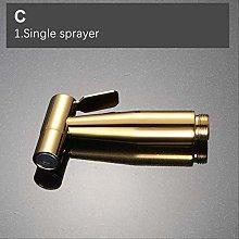 Hand Held Bidet Sprayer Faucet Stainless Steel