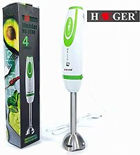 Hand Held Blender Stainless Steel Electric Mixer