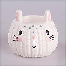 Hand Mixer Ceramic Hand-Painted Egg Tray Cute
