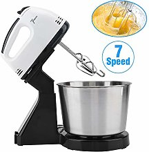 Hand Mixer Electric 7-Speed Automatic Whisk Hand