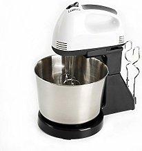 Hand Mixer, Electric Food Mixer with Bowl Desktop