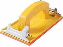 Hand Sander Sandpaper Holder Grinding Polish Tool