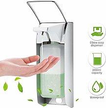 Hand Sanitizer Soap Dispenser, Aluminum